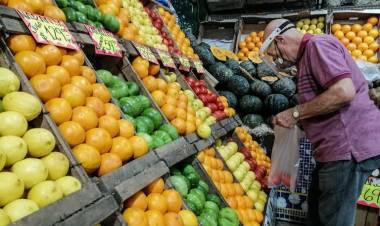 Inflación: carne, pan, frutas y verduras, entre los productos que más aumentaron