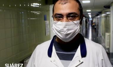 Luciano Crededio sobre el nivel de vacunación en el distrito, en FM Suarense 101.9