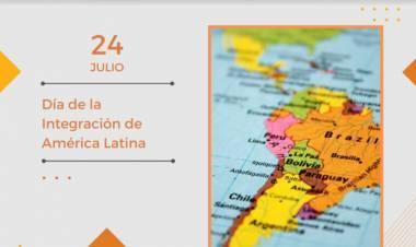 - Día de la Integración de América Latina