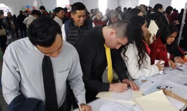 El desempleo en México cayó al 4%; casi el mismo nivel previo a la pandemia