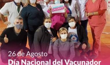 Reconocimiento a los Vacunadores y Vacunadoras