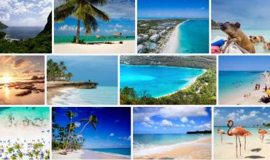 Cuáles son las 17 mejores playas del Caribe