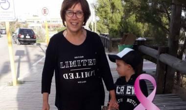 Esta mañana entrevistamos a la responsable de Adultos Mayores en Huanguelén, por FM Suarense 101.9