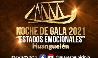 """Huanguelén celebra su 109° aniversario: Se viene la Noche de Gala 2021 """"Estados emocionales"""""""