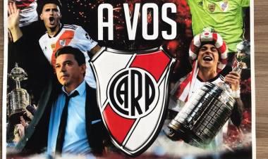 River Plate viene a buscar talentos al Complejo Zibecchi de Liniers