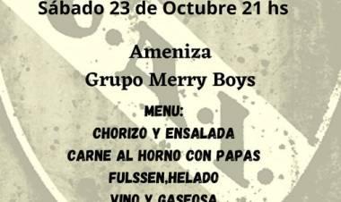 Cena 83 Aniversario del Club Atlético Independiente