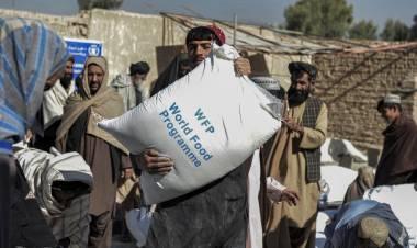 Afganistán al borde de la hambruna