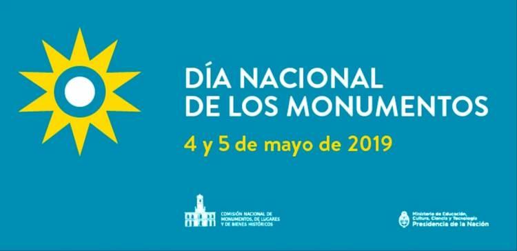 4 y 5 de mayo: por el Día Nacional de los Monumentos