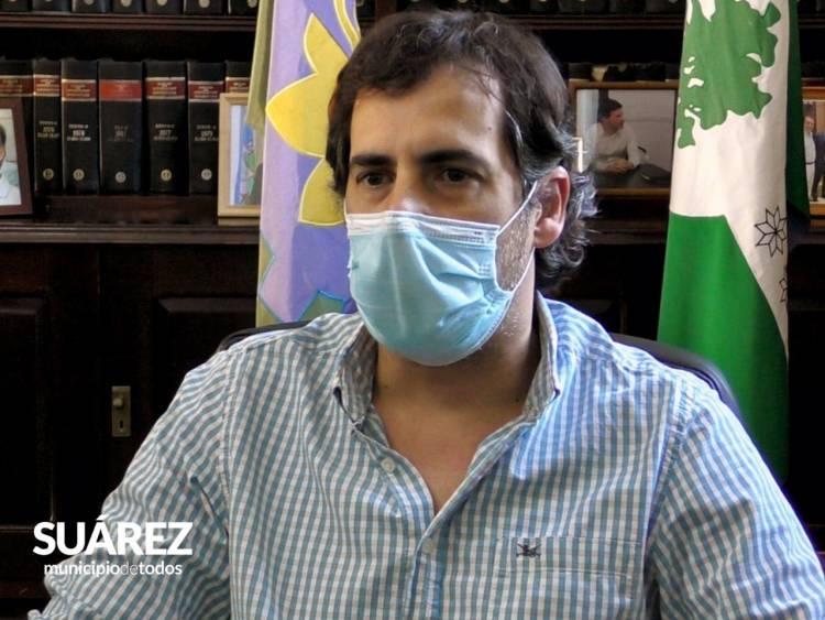 En ''A Primera Hora'' por FM Suarense, habló el Sub Director del Hospital Municipal Rodrigo Gasteneguy