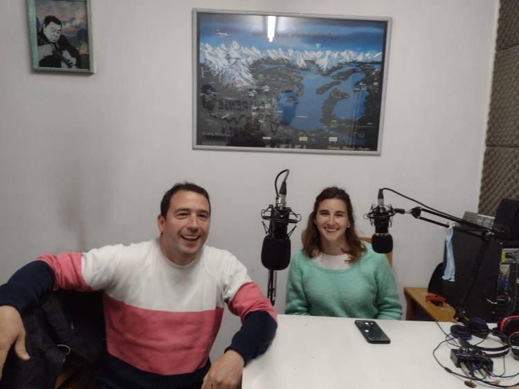 Evangelina Arroquy - Mauro Manfredi, Pre-candidatos a Concejales por Juntos en las elecciones de este Domingo.
